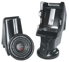 "Intra-Pod Snd Sys with 8"" Power Acoustik Subwoofer CJ & YJ 1955-1995"