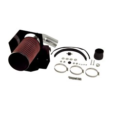 Air Intake Kit-Jeep Wrangler JK 3.8L 2007-2011,Polished Aluminum