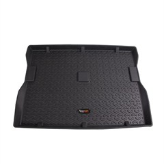 All Terrain Cargo Liner for Jeep CJ7, CJ8, and Wrangler YJ-Black