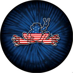 6 Inch American Frog Fog Light Covers (Pair)