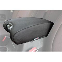 Arm Rest Pad, Neoprene, Jeep JK (2011-2014), Black