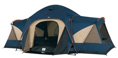 Jeep Tent, Family Cabin Dome 7 Person Tent