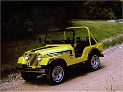 Jeep Poster/Print 1974 AMC Jeep CJ5 Renegade