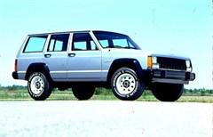 Jeep Poster/Print 1984 AMC Jeep Cherokee XJ 4 Door