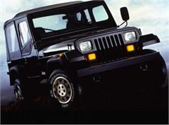 Jeep Poster/Print 1987 Jeep Wrangler YJ Soft Top