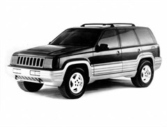 Jeep Poster/Print 1988 Jeep Concept SUV