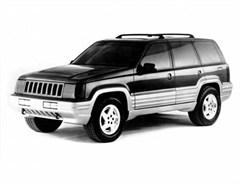 Jeep Poster/Print 1988 Jeep Concept SUV
