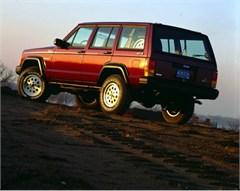 Jeep Poster/Print 1992 Jeep Cherokee Sport XJ 4.0L H.O. 4 Door