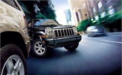 Jeep Poster/Print 2007 Jeep Liberty Limited KJ (Street)
