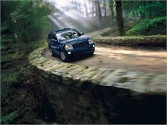 Jeep Poster/Print 2007 Jeep Grand Cherokee (Narrow Twisties)