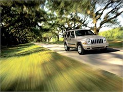 Jeep Poster/Print 2007 Jeep Liberty Sport (Got Groceries?)
