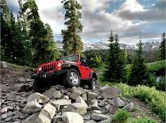 Jeep Poster/Print 2007 Jeep Wrangler JK (Granite Pile)