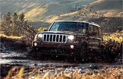 Jeep Magnets, 2007 Jeep Commander Limited (Got Mud?)