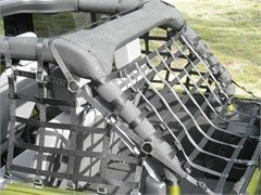 Three Piece Wraparound Net for 4 Door Wrangler JK  (2007-2014)