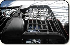Jeep Rear Overhead Net - Wrangler LJ Unlimited