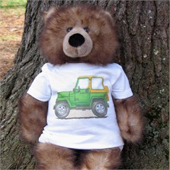 "CLOSEOUT - Little Wheelers™ ""Rough & Ready Mangler"" Tee for Kids"