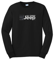 All Things Jeep Men's Long Sleeve Tee