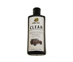 Bestop Jeep Vinyl Window Cleaner 8oz bottle