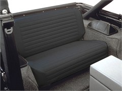 Seat Cover, Rear , Jeep CJ (1976-1986), YJ (1987-1995)