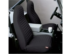 Bestop Front Seat Covers-Jeep Wrangler YJ, 92-94 High Back Seats