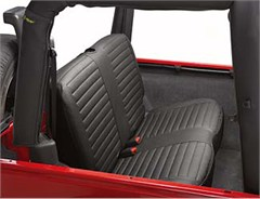 Bestop� Rear Bench Seat Cover for Jeep® Wrangler & Wrangler Unlimited, 03-06