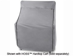 HOSS Cover for Jeep 4 door Wrangler Unlimited JK Hardtops - Gray