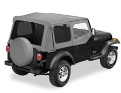 Bestop Replace-a-top Skin w/Tint Windows & Door Skins YJ 1988-1995
