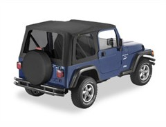 Bestop Replace-a-top Skin w/Tinted Windows TJ 2003-2006