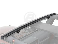 Header Windshield Channel for Wrangler & Wrangler Unlimited, 2007-2015