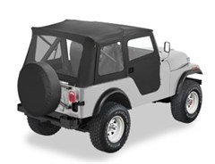 Bestop Supertop® for Jeep CJ5