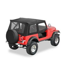 Bestop Supertop w/Clear Windows YJ 1988-1995