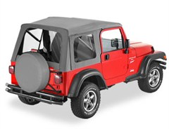 Bestop Supertop Soft Top w/Clear Windows TJ 1997-2006