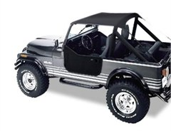 Bestop Bikini top for Jeep CJ-7, CJ-8 Scrambler and Wrangler YJ