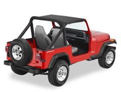 Strapless Bikini Top, Jeep CJ (1986), YJ (1987-1991)