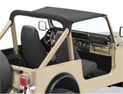 Strapless Bikini� Top, Jeep CJ7 (1980-1986), Bestop