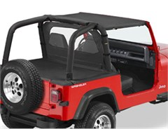 Strapless Bikini Top, Jeep YJ (1992-1995), Bestop
