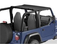 Header Bikini Top, Jeep TJ (1997-2002), Bestop