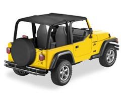 Safari Bikini Top, Jeep TJ (1997-2002), Bestop