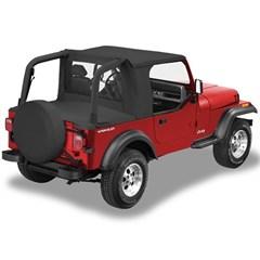Halftop�, Jeep Wrangler YJ (1992-1995), Bestop