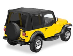 Bestop Sailcloth Replace-a-top w/Door Skins- Jeep TJ (1988-1995)