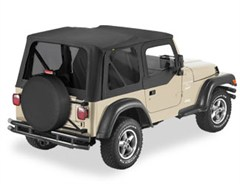 Bestop Sailcloth Replace-a-top w/Door Skins- Jeep TJ (1997-2002)