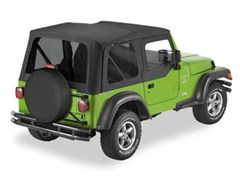 Bestop Sailcloth Replace-a-top w/Door Skins- Jeep TJ (2003-2006)