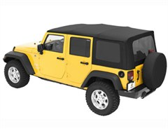 Bestop Sailcloth Replace-a-top Skin 4 Door JK 2007-2009