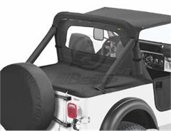 Bestop Sport Bar Covers, for Jeep Wrangler, 1986-1990