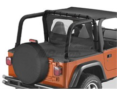 Bestop Sport Bar Covers, for Jeep® Wrangler, 97-02