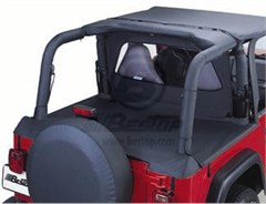 Bestop Sport Bar Covers, for Jeep® Wrangler, 03-06
