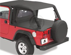 Bestop Sport Bar Covers, for Wrangler Unlimited, 04-06