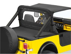 Windjammer, Jeep CJ (1980-1986), YJ (1987-1995)