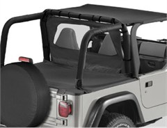 "Bestop Windjammer� ""Windbreaker"" Jeep® Top, Wrangler 97-02"