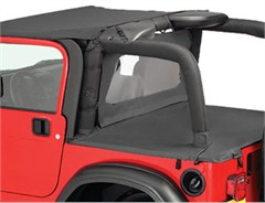 "Bestop Windjammer� ""Windbreaker"" Jeep® Top, Wrangler & Unlimited '03-06"